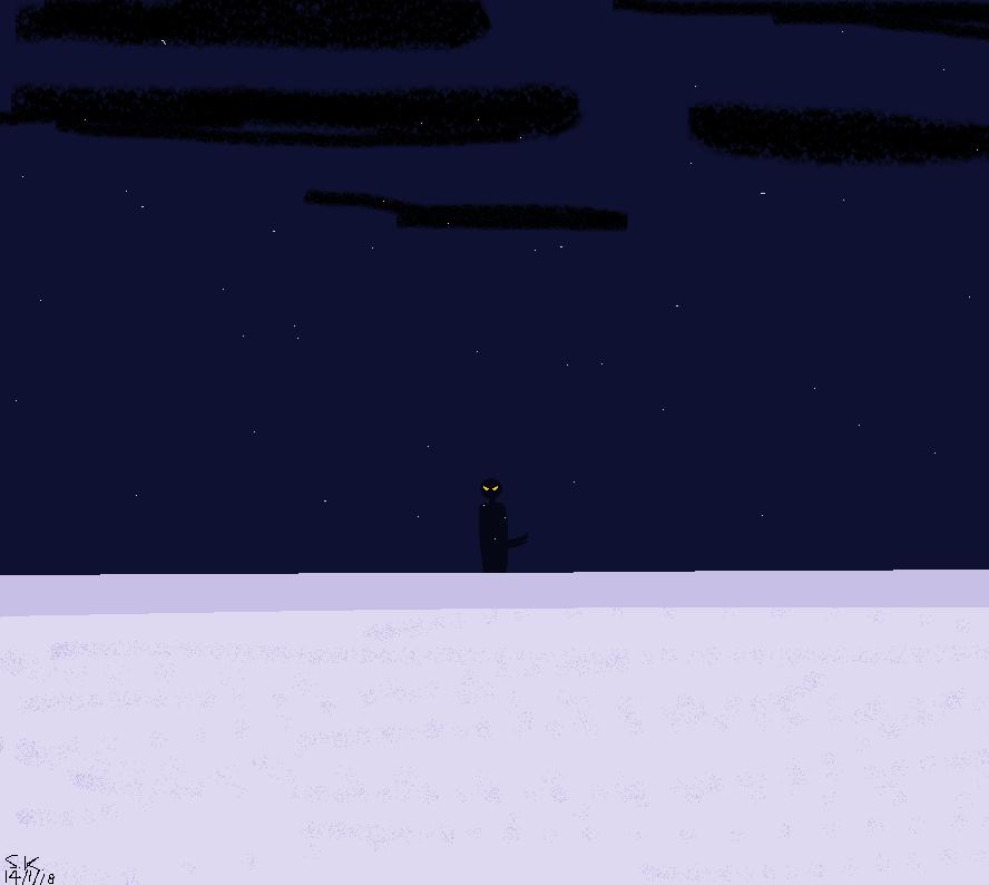 Solitary Hunter by aotearoa-geek13