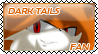 stamp - DarkTails fan by SilverAlchemist09