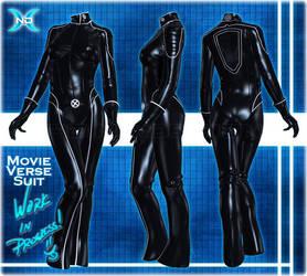 Movie Suit WIP by 3DNDC