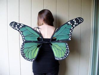 Green Monarch by Akirren