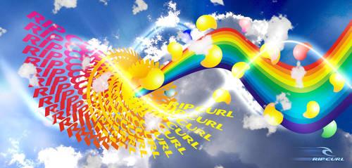 Rip Curl Series Heaven by skyflyingby