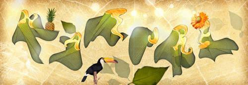 Nature Series Leaf by skyflyingby