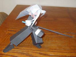 Sephiroth - Combat Stance by Kaizo107