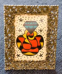 Rose Diamond by joshweir