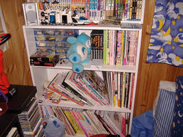 bookcase 2 by Shenhua
