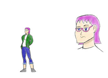 Runaways charcater designing Gertude Yorke by stelly777