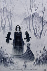 Three Ravens by DarkLiminality