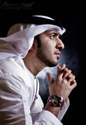 The Poet by AhmadFekri
