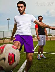 Footballer 2 by AhmadFekri