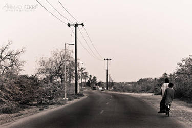 Still far away by AhmadFekri