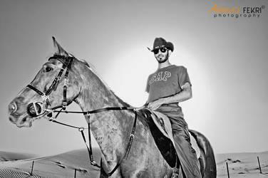 Rider by AhmadFekri