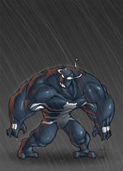 Venom colours no.2........6 by SuperUndiesMan