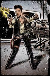 Elvis Han Solo by sonburnt777