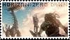 (f2u) Horizon- Zero Dawn Stamp by StarstruckDoodles