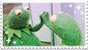 kermit stamp by StarstruckDoodles