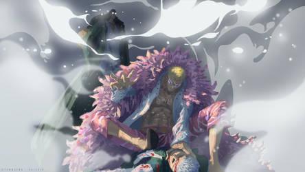 One Piece Fan Art - Kuzan comes back by TommSama