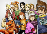 Digimon by Sands-Studio
