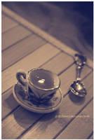 Tea Party I by gardenofmoons