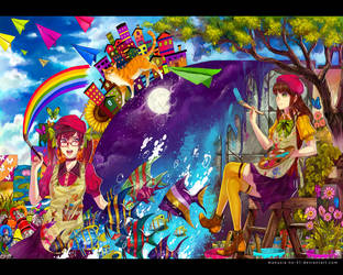 Imaginarium by manusia-no-31