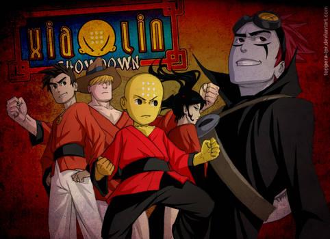 Xiaolin Showdown by ToPpeRa-TPR
