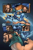 Shadowguard:preview:pg 3 by skribblboy