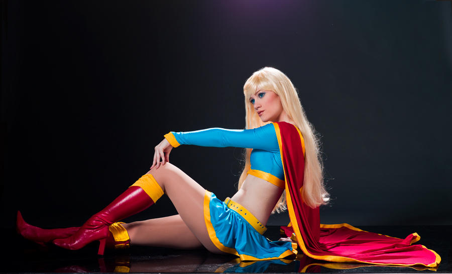 Supergirl Costume by RuffleButtCosplay