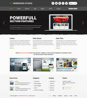 Barcelona WP Theme - Webdesign Showcase Example by ait-themes