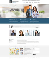 WP Lawyer! by ait-themes