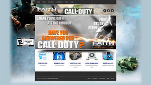Call of Duty! by ait-themes