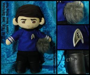 Star Trek: Leonard 'Bones' McCoy Plush by StitchedAlchemy