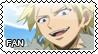 Sting stamp by SandraDibujante