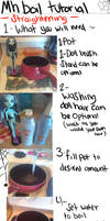 Monster High Straightening Boil Tutorial by Corrupted-xB