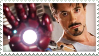 Iron Man Stamp by HarleKlown