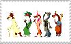 Toon Patrol Stamp by Mega-Shonen-One-64