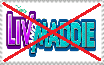 Anti-Liv and Maddie Stamp by Mega-Shonen-One-64