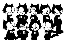 The Nine Lives of Felix the Cat by MarcosPower1996