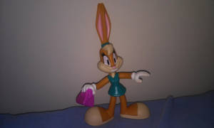 Lola Bunny Toy by MarcosPower1996