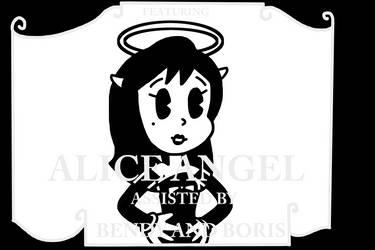 Alice Angel Opening Title by Mega-Shonen-One-64