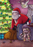 A Very Merry Christmas by gryce-allergies