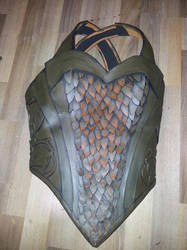 PROP: Tauriel armour by 2akakage2