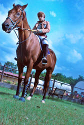 SNK:  Jean the horse_01 by 2akakage2