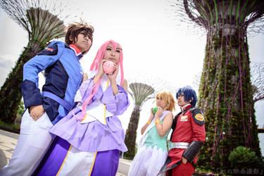 Gundam Seed_01 by 2akakage2