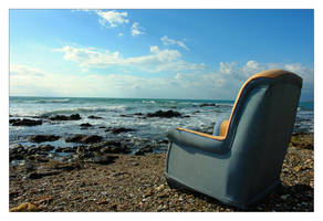 Take a seat. by DeepKick