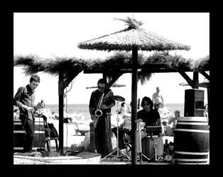 Beach Band by DeepKick