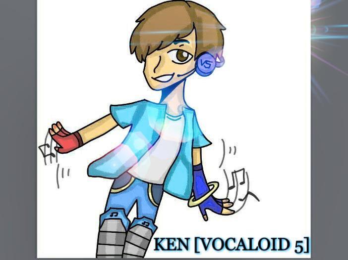 Ken Vocaloid 5 Redesign By Lycantheyt On Deviantart