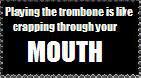 Trombone Stamp by TheNexus18