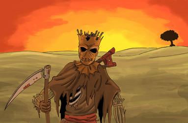 Scarecrow by Hybris2