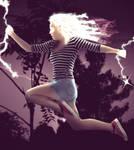 Lightning Thief by Lugal