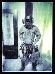 Sir Nauthilus Welder by Steampunk-Italia