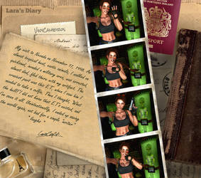 Memories of a Tomb Raider - Nevada Area 51 by vinycalheiros